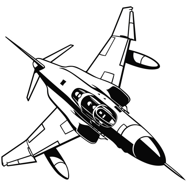 Dibujos Para Colorear Aviones Flugzeug Imagenes Dibujar Batman - CLM ...