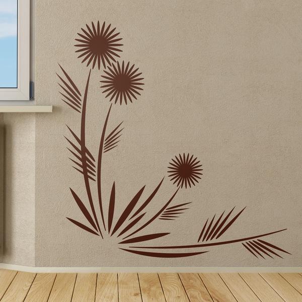 Adesivi Murali: Floral 12