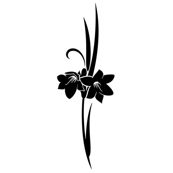 Adesivi Murali: Myrtus