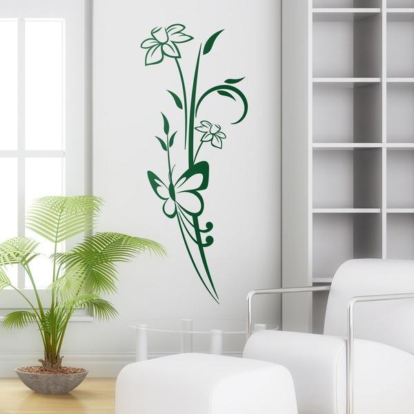 ... Farfalle Adesivi Murali Frasi Soggiorno Camera Da Letto on Pinterest