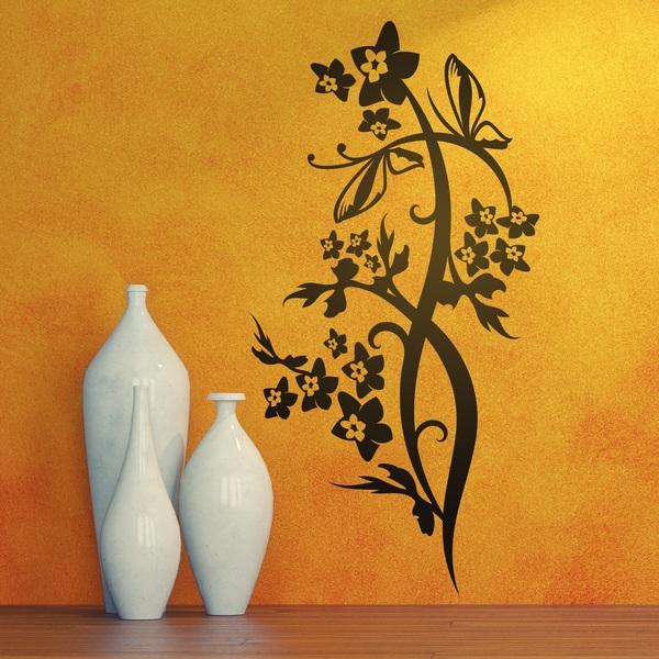 Adesivi Murali: Florale 134
