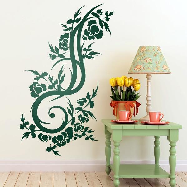 Adesivi Murali: Florale 139