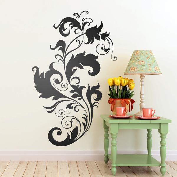 Adesivi Murali: florale 272
