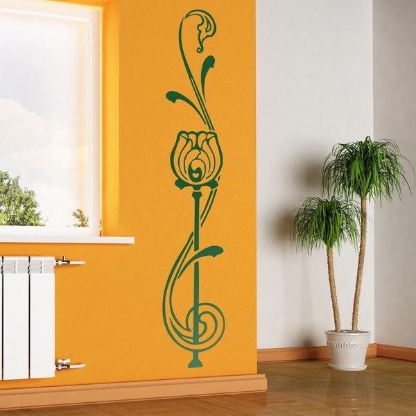 Adesivi Murali: Floral 378