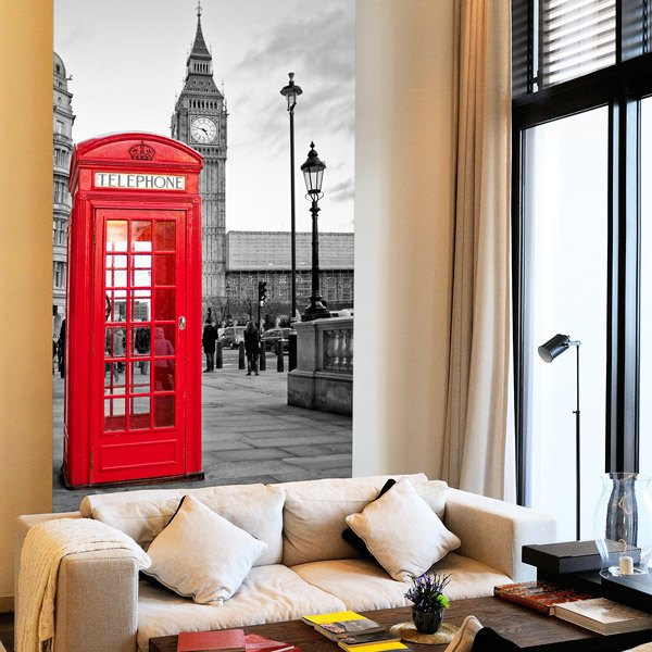Fotomurali : Cabina London