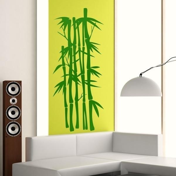 Adesivi Murali: New Bamboo
