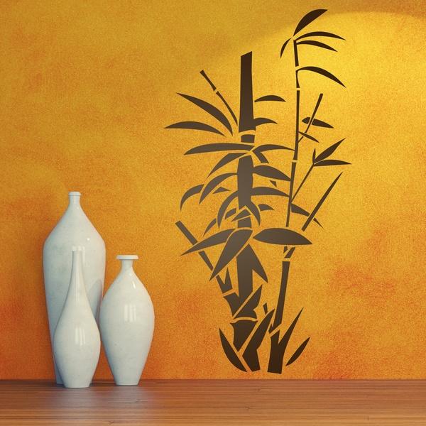 Adesivi Murali: bamboo