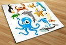 Adesivi bambini aquarius