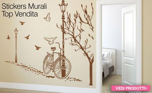 Adesivi murali stickers murali adesivi per pareti - Stickers murali ikea ...