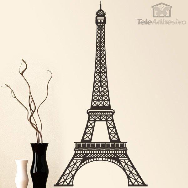 Adesivi Murali Torre Eiffel.Torre Eiffel