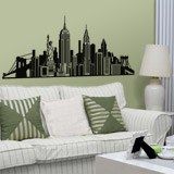 Adesivi Murali: Skyline New York 4