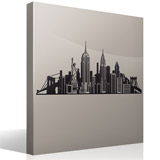 Adesivi Murali: Skyline New York 8