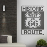 Adesivi Murali: Historic Route 66 2