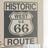 Adesivi Murali: Historic Route 66 4
