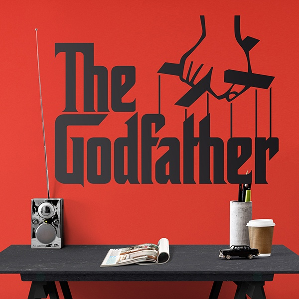 Adesivi Murali: The Godfather