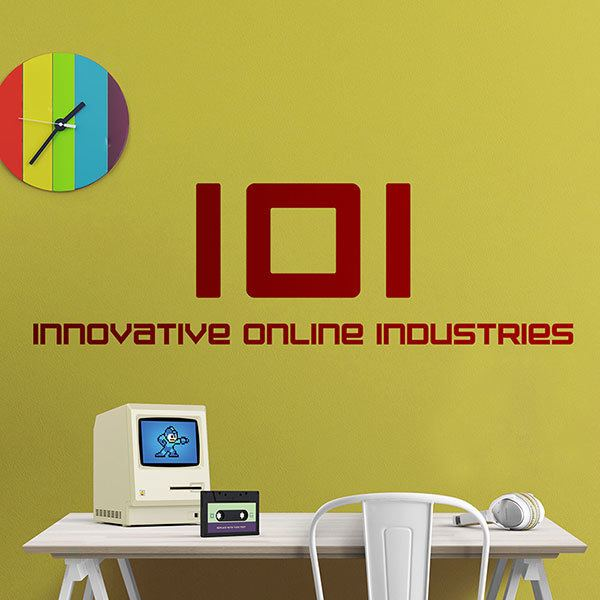 Adesivi Murali: Innovative Online Industries