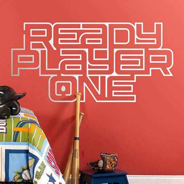 Adesivi Murali: Ready Player One