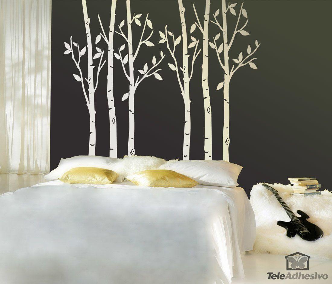 Foresta in autunno for Ikea adesivi murali