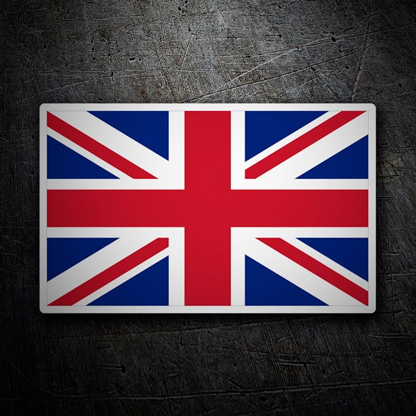 Adesivi per Auto e Moto: Great Britain