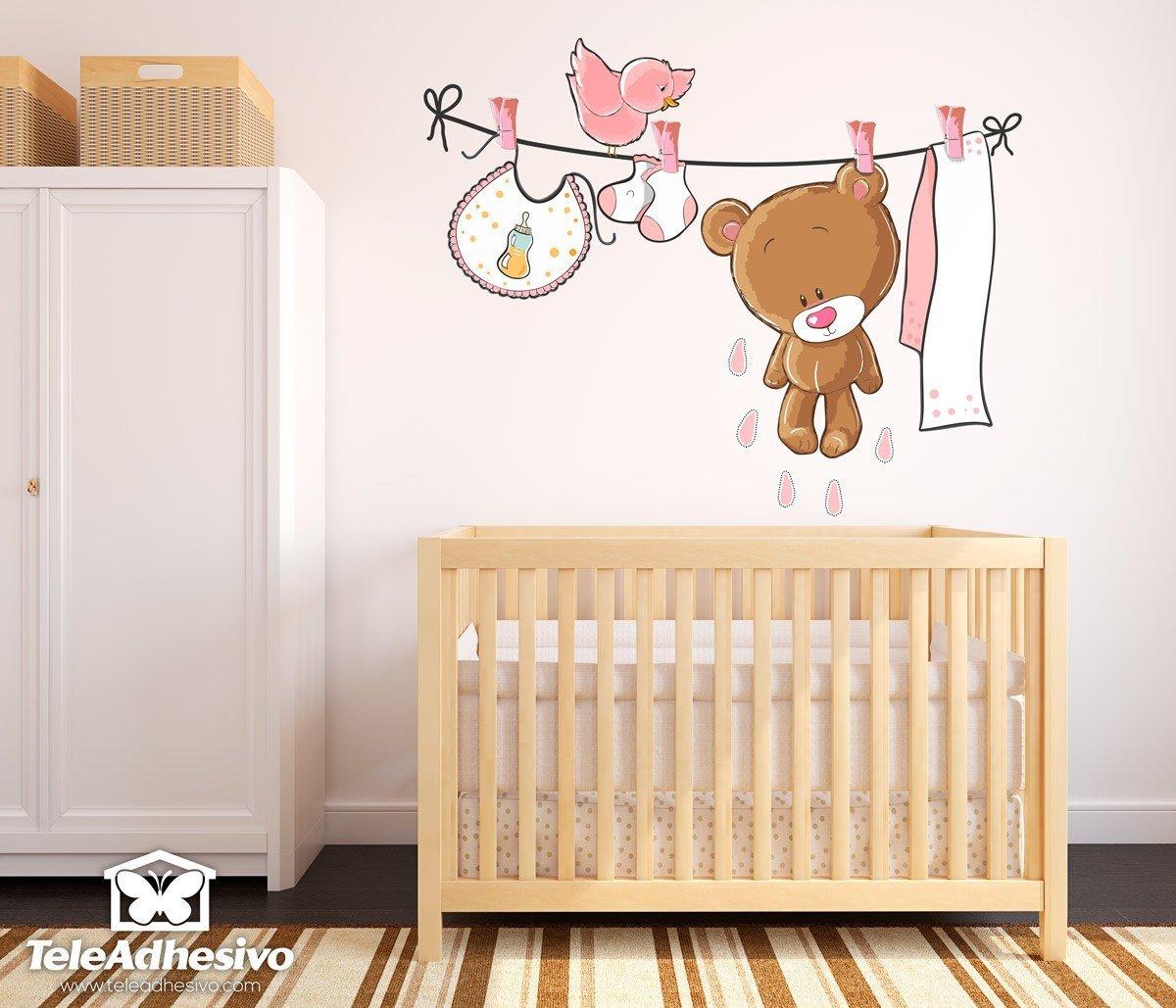 Adesivi per muro bambini fabulous camerette adesivi - Adesivi per muro cameretta ...