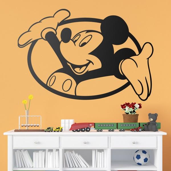 Adesivi Murali Per Bambini Disney.Adesivi Murali Disney Per Bambini