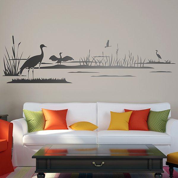 Adesivi murali Paesaggi