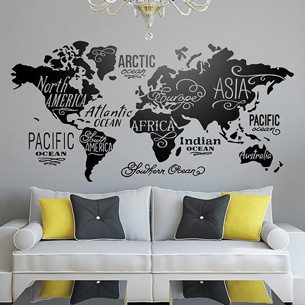 Adesivi murale per Camera da Letto | StickersMurali.com