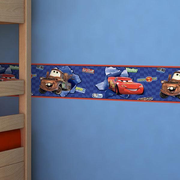 Bordi Adesivi Per Pareti Bambini Stickersmurali Com