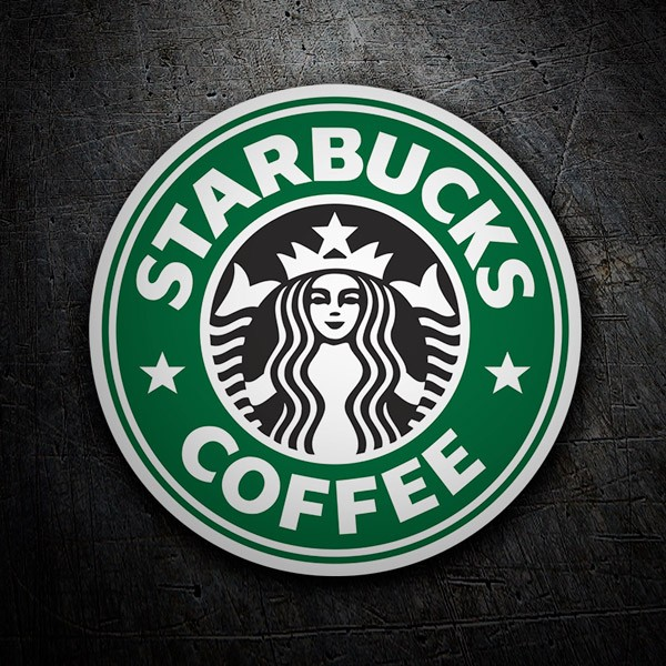 Adesivi Murali: Starbucks Coffee