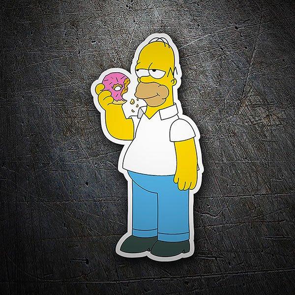 Promozione Homer Simpson, Shopping online per Homer Simpson