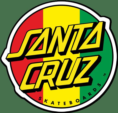 Adesivo santa cruz jamaica - Tavole da snowboard santa cruz ...