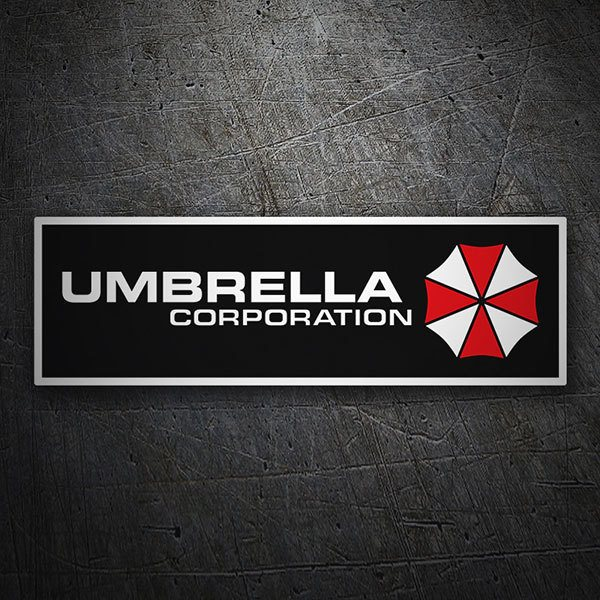 Adesivi per Auto e Moto: Umbrella Corporation
