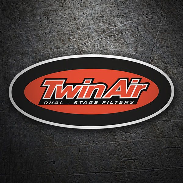 Adesivi per Auto e Moto: Twin Air