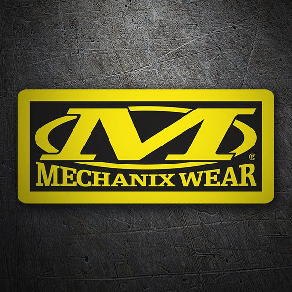 Adesivi per Auto e Moto: Mechanix Wear 1
