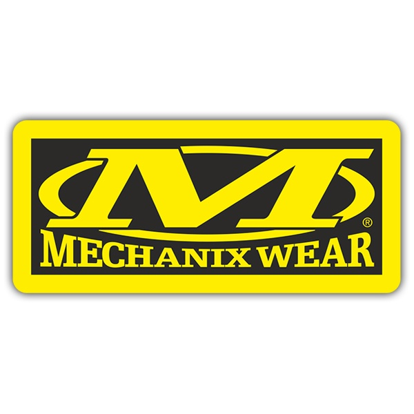 Adesivi per Auto e Moto: Mechanix Wear