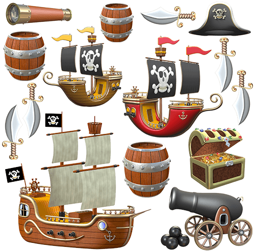 Kit pirate - Todo sobre barcos ...