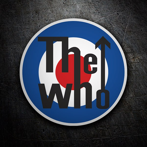 Adesivi per Auto e Moto: The Who logo