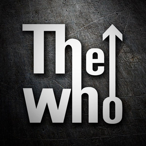 Adesivi per Auto e Moto: The Who