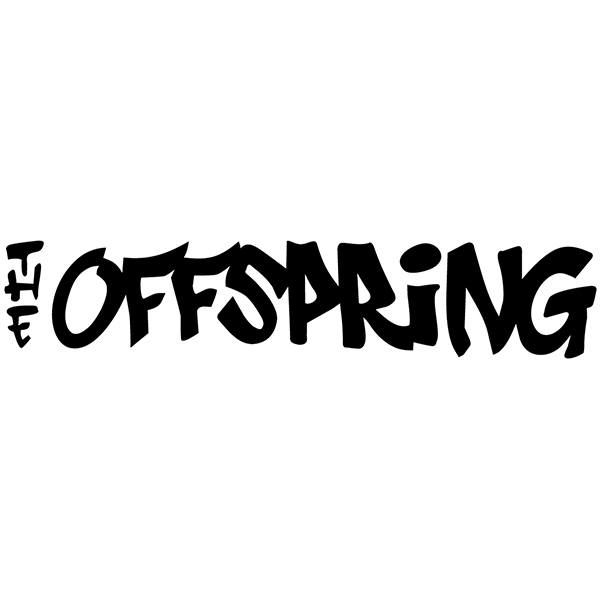 Adesivi per Auto e Moto: The Offspring