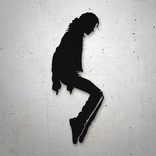 Adesivi per Auto e Moto: Michael Jackson - Beat It