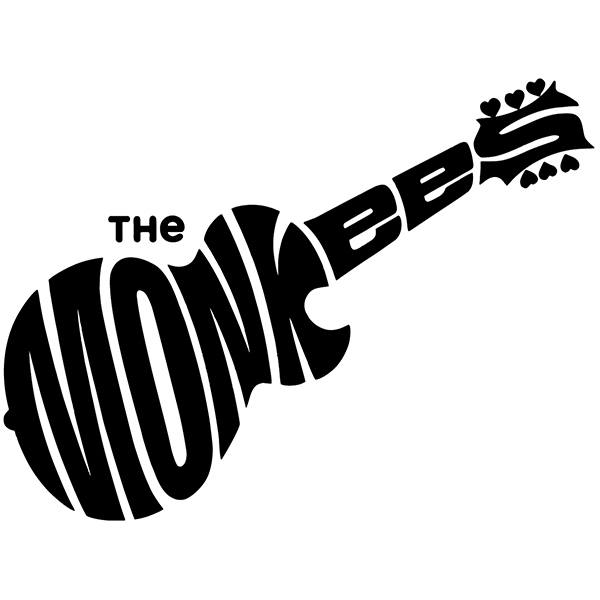 Adesivi per Auto e Moto: The Monkees