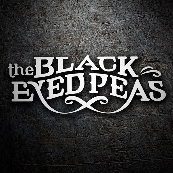 Adesivi per Auto e Moto: The Black Eyed Peas