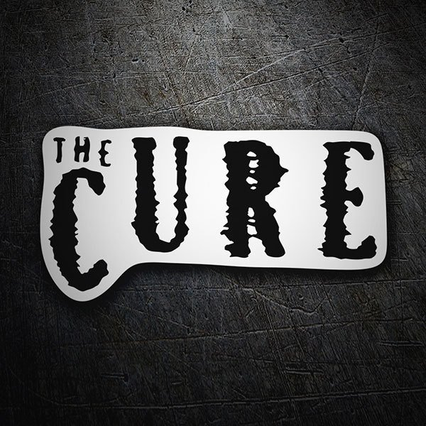 Adesivi per Auto e Moto: The Cure