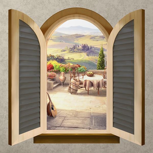 Finestra belvedere valle for Finestra 50x100