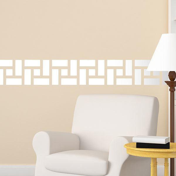 Adesivi Per Muri Interni.Bordo Adesivo Murale