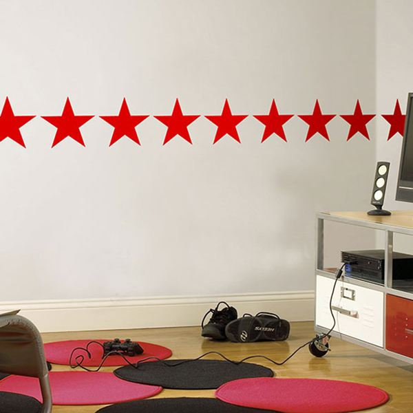 Bordi adesivi per pareti for Stickers pareti