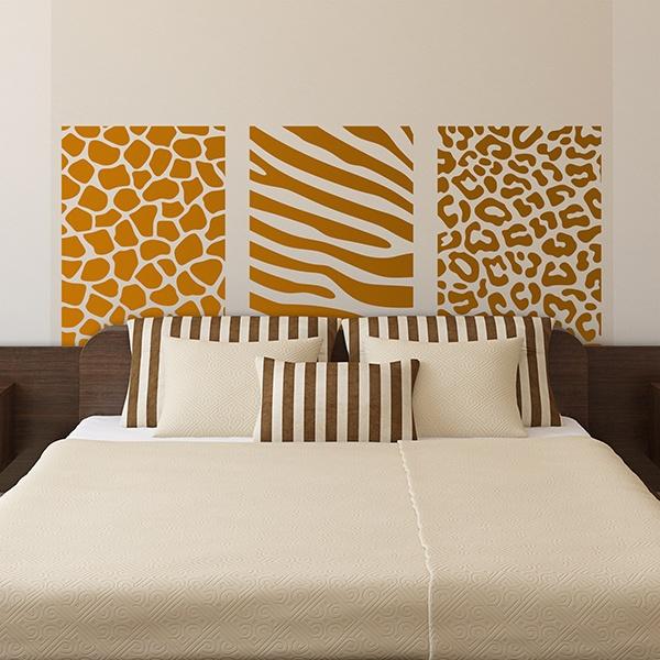 Adesivi murali testiere letto - Testiere per letto ...