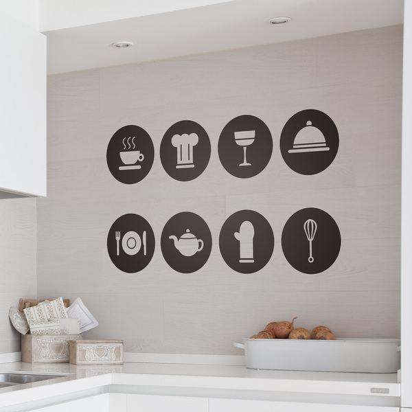 Adesivo murali per la cucina - StickersMurali.com
