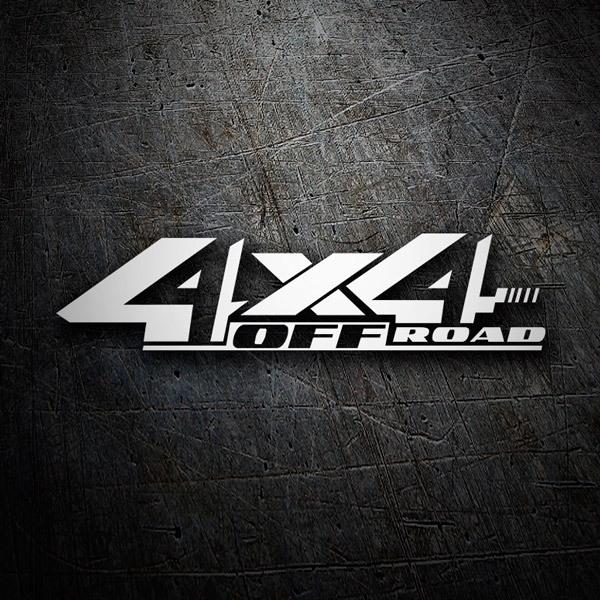 Adesivo Per Auto 4x4 Offroad Stickersmurali Com