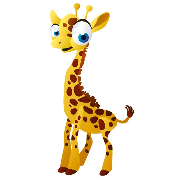 Giraffa for Immagini giraffa per bambini